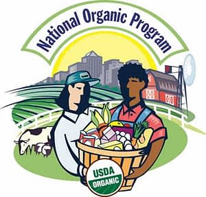 national organic program logo